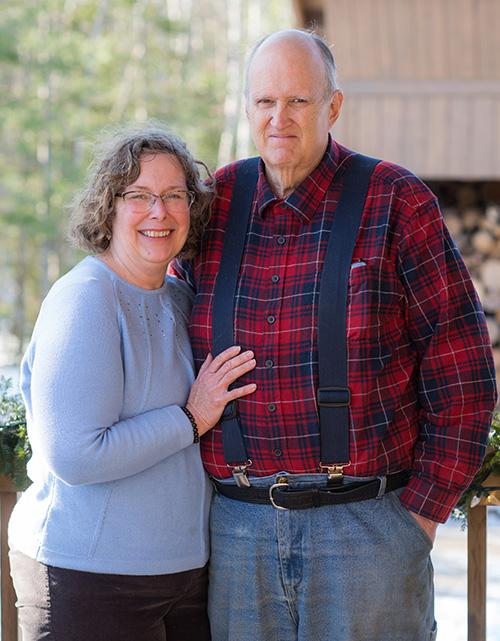 Don & Shelley McLeod